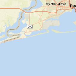 Florida Gulf Beaches Map.City Maps Gulf Shores Al Official Website