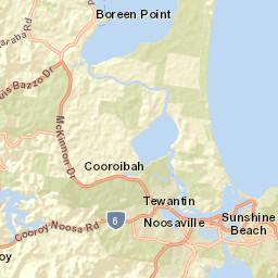 Postcode sunshine coast
