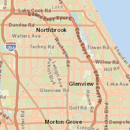 Chicago Metra Map System Map | Metra Chicago Metra Map
