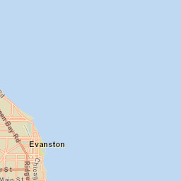 Evanston Subway Map.System Map Metra