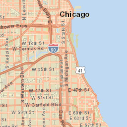 Subway Map Chicao.System Map Metra
