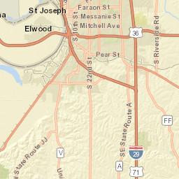 City Map | St  Joseph, MO - Official Website