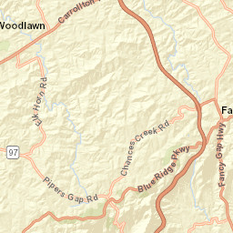 City Of Galax Va Webgis