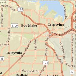 Map | Visit Grand Prairie, Texas