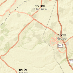 Topographic Maps Israel 1 50 000 Scale Topographic Maps Index 13