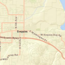 Sequim Zip Code Map.Usps Com Find Locations