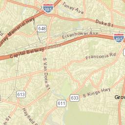 Franconia, VA - Report potholes, graffiti, street light out, and
