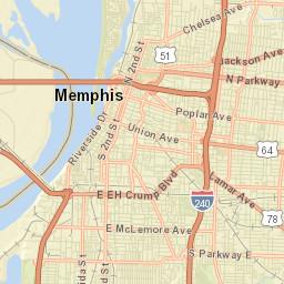Upper South Memphis Community Assets Map | Community Lift