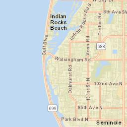 Seminole Florida Map.Seminole Fl Report Potholes Graffiti Street Light Out And