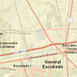 Mexico Postal Code 66085 Profile And Map