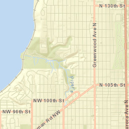 Greenwood, Seattle, WA - Report potholes, graffiti, street light out ...