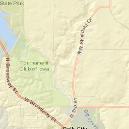Polk City Iowa Map.Parks Trails Polk City Iowa Polk City Iowa