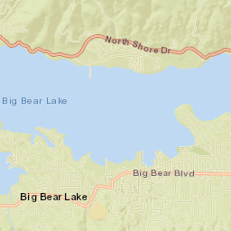 Big Bear Lake Fire Map.Fire Protection District Big Bear Lake Fire Protection District