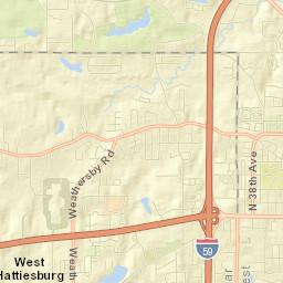 Hattiesburg Zip Code Map.Usps Com Find Locations