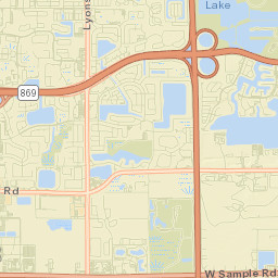 Margate Florida Map.City Of Margate Fl Voting Precincts Polling Locations