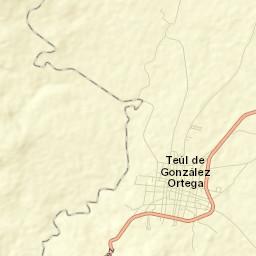 TEUL DE GONZÁLEZ ORTEGA (Teul de González Ortega, Zacatecas)