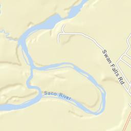 Swan's Falls - Saco River | paddling com