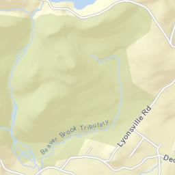Splitrock Reservoir in New Jersey   paddling com