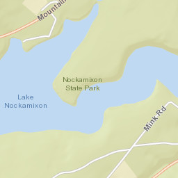 Nockamixon Lake in Pennsylvania | paddling com