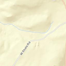 new germany state park trails garrett trails