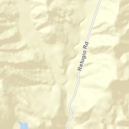Refugio State Beach Map