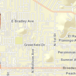 City of El Cajon Public Street Moratorium Map Cajon P Map on