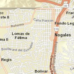 Nogales sonora zip code