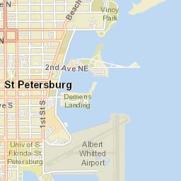 St  Petersburg, FL | Explore Map | SeeClickFix