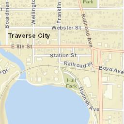 Traverse City Zip Code Map.Usps Com Location Details