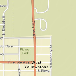 West Yellowstone Montana Map.Usps Com Location Details