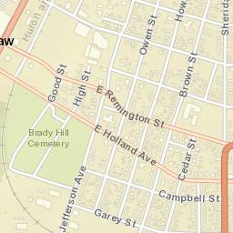 Saginaw Mi Zip Code Map.Usps Com Location Details