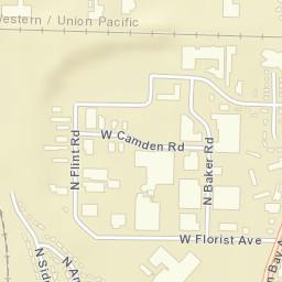 53209 Zip Code Map.Usps Com Location Details