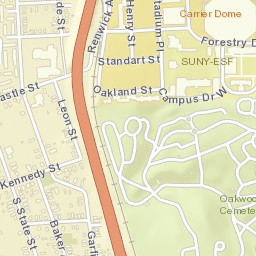 Suny Esf Campus Map.Usps Com Location Details