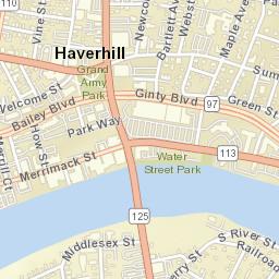 Haverhill Ma Zip Code Map.Usps Com Location Details