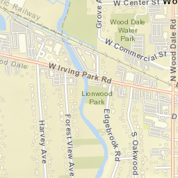 Wooddale Illinois Map.Usps Com Location Details
