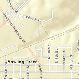 Bowling green mo zip code