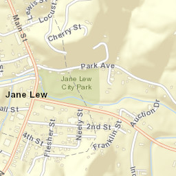 Jane lew wv zip code