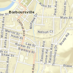 Huntington Wv Zip Code Map.Usps Com Location Details