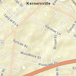 Kernersville Nc Zip Code Map.Usps Com Location Details