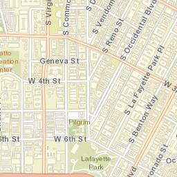 90010 Zip Code Map.Usps Com Location Details