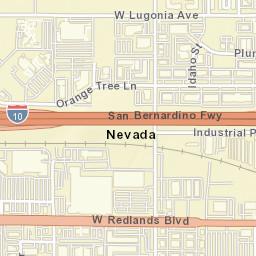 Redlands Zip Code Map.Usps Com Location Details