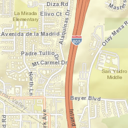 San Isidro California Map.Usps Com Location Details