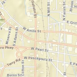 601 area code location usa