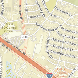 79915 Zip Code Map.Usps Com Location Details