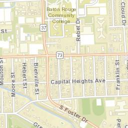 Baton Rouge Community College Campus Map.Usps Com Location Details