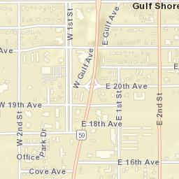 Gulf Shores Al Zip Code Map.Usps Com Location Details