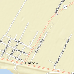 Darrow Louisiana Map.Usps Com Location Details