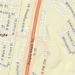 Kyle Tx Zip Code Map.Usps Com Location Details