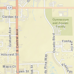 Seminole State Oviedo Campus Map.Usps Com Location Details