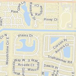 Lake Worth Zip Code Map.Usps Com Location Details